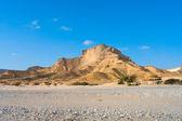 Landscape in Wadi Shuwaymiyah, Oman — Stock Photo