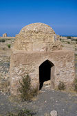 Tomb of Bibi Miriam, a holy woman, Qalahat, Oman, — Stock Photo
