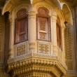 Architecture detail of Patwa Haveli in Jaisalmer,  Iindia — Stock Photo