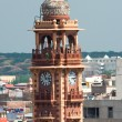 Clock tower in Jodhpur,  India — Lizenzfreies Foto