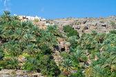 The village Misfat, sultanate Oman — Stock Photo