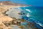 Beach near Al Mughsayl, Salalah, Oman — Stock Photo