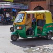 Auto rickshaw taxi  in Jodhpur, India. — Stock Photo