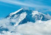 Koryaksky volcano on the Kamchatka, Russia. — Stock Photo