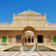 Stock Photo: Mandir Palace in Jaisalmer,  North India