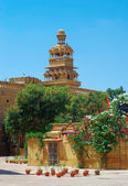 Mandir Palace in Jaisalmer,  Rajasthan, North India  — Stock Photo