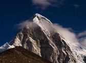 Himalaya en la noche. — Foto de Stock