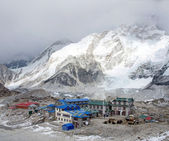 Gorak Shep village,  Nepal — Foto Stock