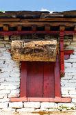 Colméia de madeira — Foto Stock