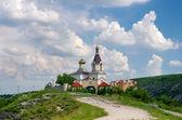 Christliche orthodoxe kirche — Stockfoto