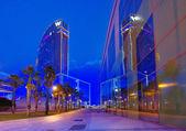 Hotel w barcelona — Foto de Stock