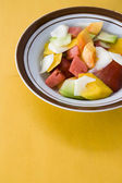 Bandeja de frutas — Fotografia Stock
