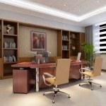 Modern office interior — Stock Photo #28181479