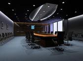 Konferensrum — Stockfoto