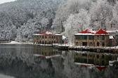 Lushan in winter — Stok fotoğraf