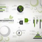 Infographics Design template. Vector — Stock Vector #27276553
