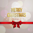 Christmas background with place for text. Vector — Imagen vectorial