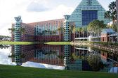 Dolphin Hotel at Walt Disney World (10) — Stock Photo