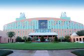 Swan Hotel at Walt Disney World (3) — Stock Photo