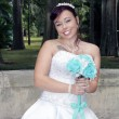 Stock Photo: Beautiful Young Bride (2)