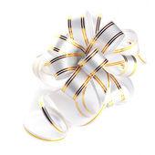 Decorative bow. — Stock Photo