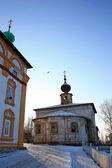 Orthodox Savior and Michael the Archangel Church in Solikamsk — Stock Photo