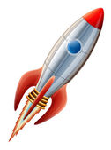 Space rocket — Stock Vector