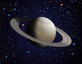 Saturn — Stock Vector