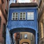 Old town gateway — Stock Photo #45735529