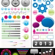 Infographics — Stock Vector #16017835