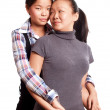 Two Asian Woman — Stockfoto