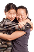 Two Asian Woman — Stock Photo