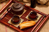 Still Life With Tea — Foto Stock