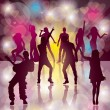 Dance Party — Stock Vector #19747507