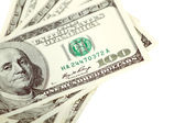 Dollar Abstract Background — Stock Photo