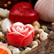 Stock Photo: Still Life With Handmade Soap