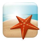 App-reisen-symbol — Stockvektor