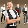 Business Team — Stock Photo #27802829