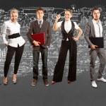 Business Team — Stock Photo #30017385
