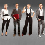 Business Team — Stock Photo #30017489
