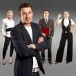 Business Team — Stock Photo #30017625