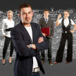 Business Team — Stock Photo #30017637