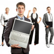 Business Team — Stock Photo #30389911