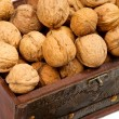 Chest With Walnuts — Stock Photo #30705967