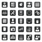 Vector Set Of Icons — Stock Vector