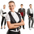 Business Team — Stock Photo #31075187