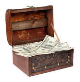 Dólares usa — Foto de Stock