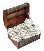 Dollari usa — Foto Stock