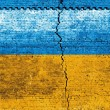 Ukraine Flag — Stockfoto #36660949