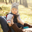 Baby Outdoors — Stock Photo #41492767